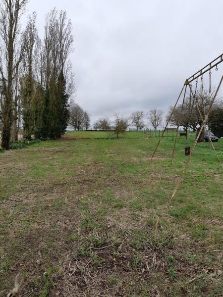 Vente terrain Champigny en beauce 34000€ - Photo 1