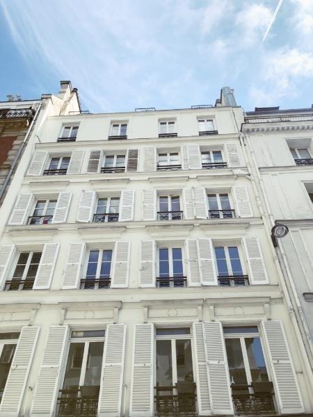 Vente appartement Paris 3ème 520000€ - Photo 9