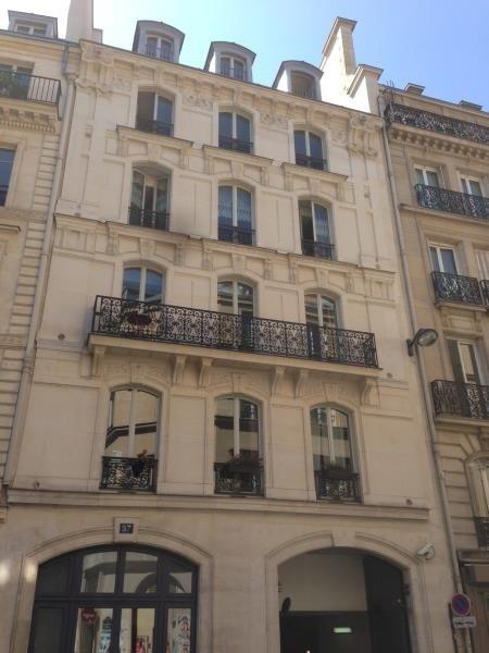 Alquiler  apartamento Paris 9ème 1710€ CC - Fotografía 2