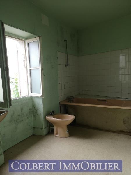 Venta  casa Chatel censoir 50500€ - Fotografía 6