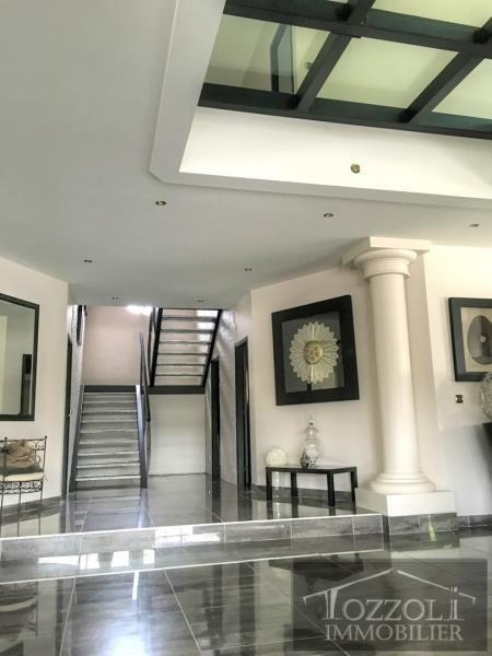 Deluxe sale house / villa Chonas l amballan 618000€ - Picture 4