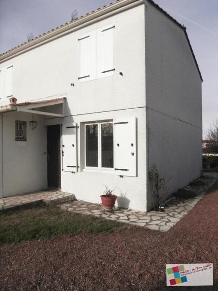 Rental house / villa Chateaubernard 750€ +CH - Picture 1