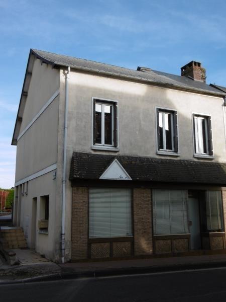 Vente immeuble Fauville en caux 124000€ - Photo 1
