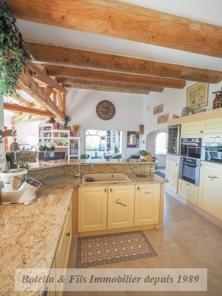 Vente de prestige maison / villa Uzes 630000€ - Photo 12