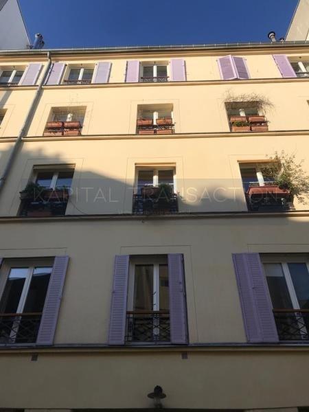 Vente appartement Paris 20ème 395000€ - Photo 2