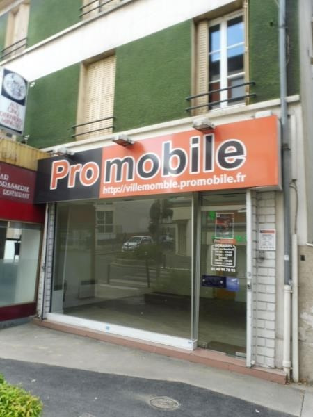 Location local commercial Villemomble 1 500€ HT/HC - Photo 1
