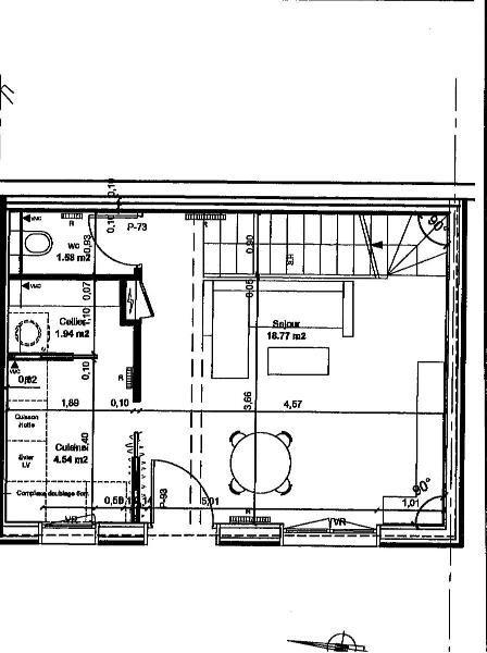 Vente maison / villa Lagny sur marne 262000€ - Photo 2