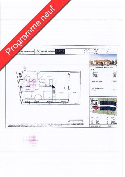 Location appartement Le bouscat 734€ CC - Photo 1