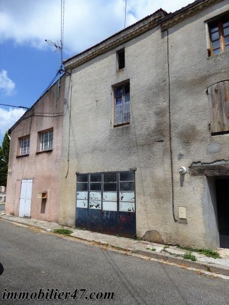 Vente maison / villa Granges sur lot 69900€ - Photo 11