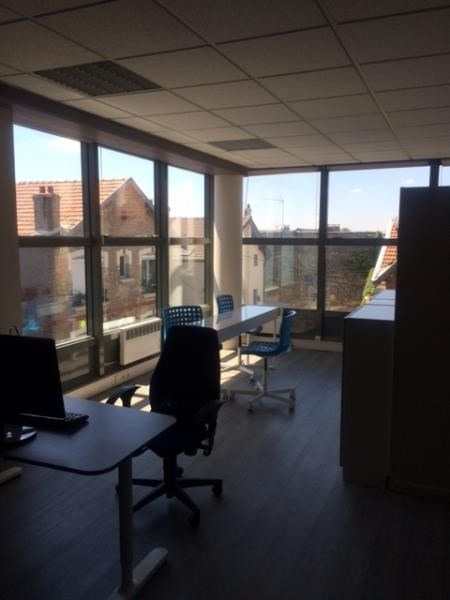 Rental office Colombes 1325€ HT/HC - Picture 2