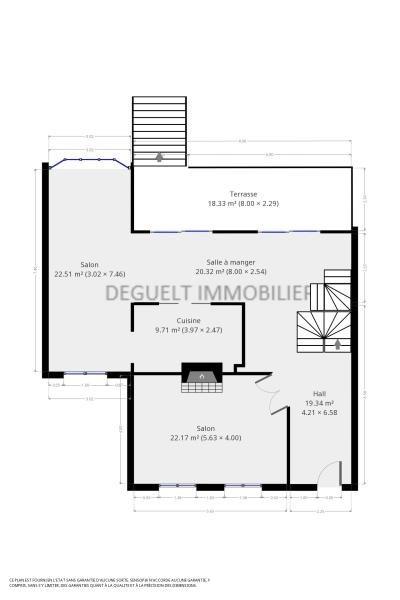 Deluxe sale house / villa Chaville 1390000€ - Picture 11