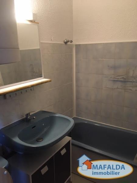 Location appartement Mont saxonnex 420€ CC - Photo 5