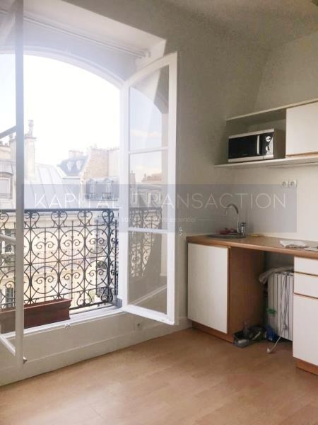 Sale apartment Paris 16ème 245 000€ - Picture 7