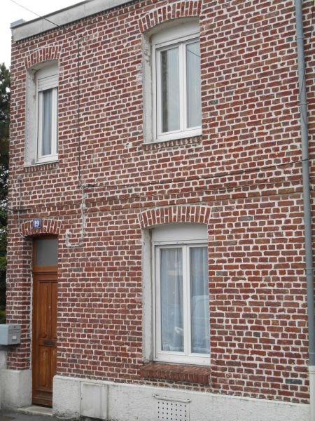 Rental house / villa Saint quentin 666€ CC - Picture 1