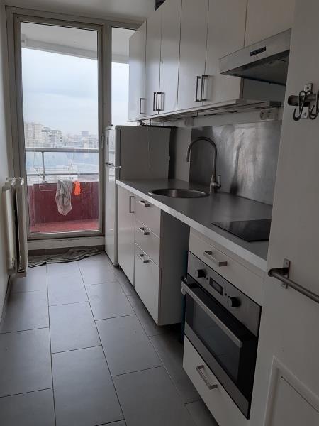 Rental apartment Paris 18ème 861€ CC - Picture 2