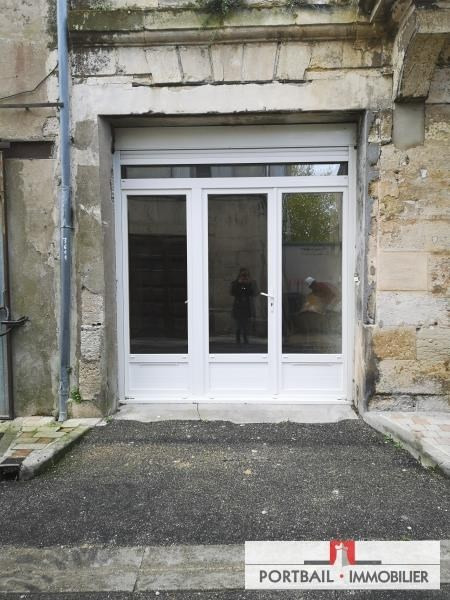 Location local commercial Blaye 445€ HT/HC - Photo 1