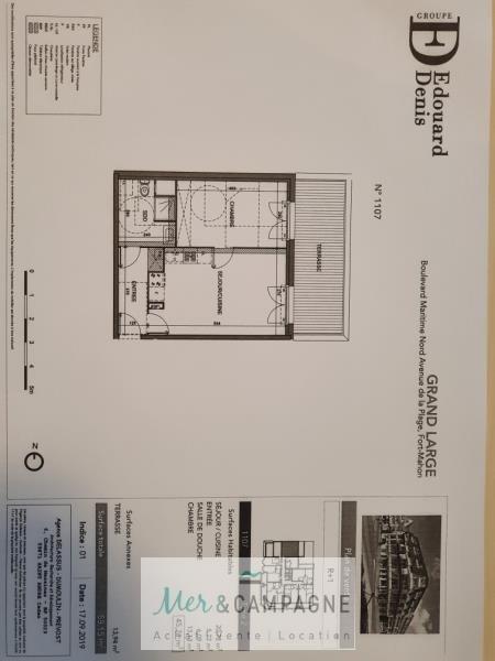 Vente appartement Fort mahon plage 175000€ - Photo 5