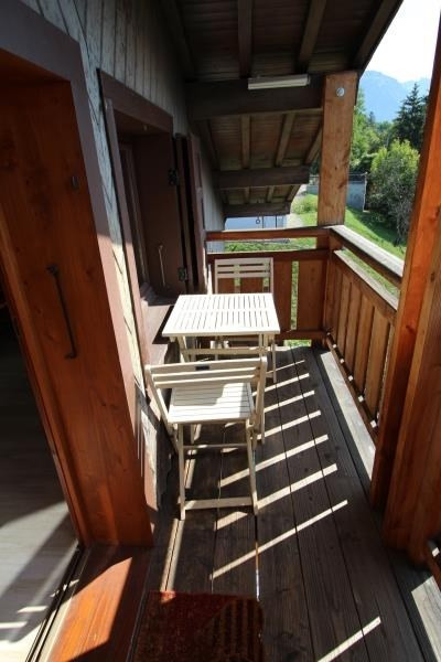 Rental apartment Passy 598€ CC - Picture 5