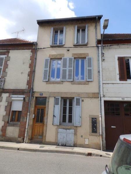 Sale building Moulins 99500€ - Picture 1