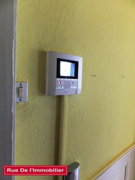 Vente appartement Niederbronn les bains 75000€ - Photo 4