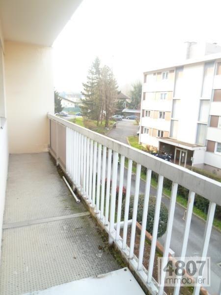 Vente appartement Annemasse 95000€ - Photo 4