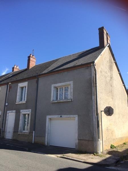 Vente maison / villa Henrichemont 56000€ - Photo 1
