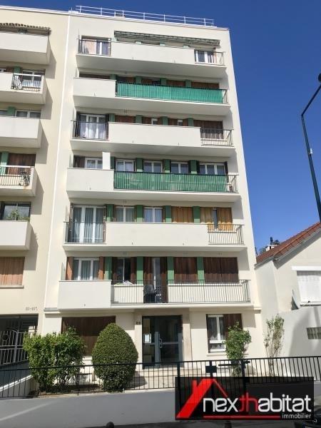 Vente appartement Les pavillons sous bois 153000€ - Photo 1