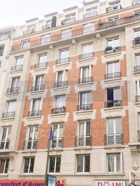 Vente appartement Paris 18ème 495000€ - Photo 1