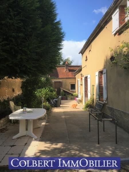 Vente maison / villa Mont st sulpice 149000€ - Photo 1