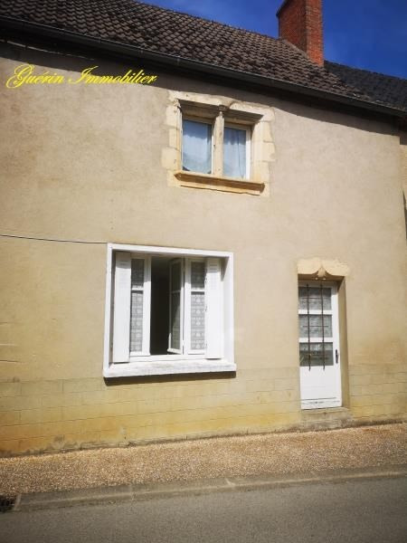 Sale house / villa St parize le chatel 58 300€ - Picture 1