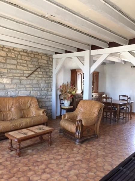 Vente maison / villa Bonnencontre 125000€ - Photo 1