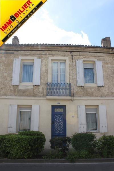 Sale house / villa Barsac 171000€ - Picture 1