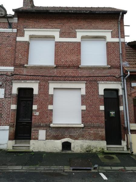 Vente maison / villa Biache saint vaast 73150€ - Photo 1