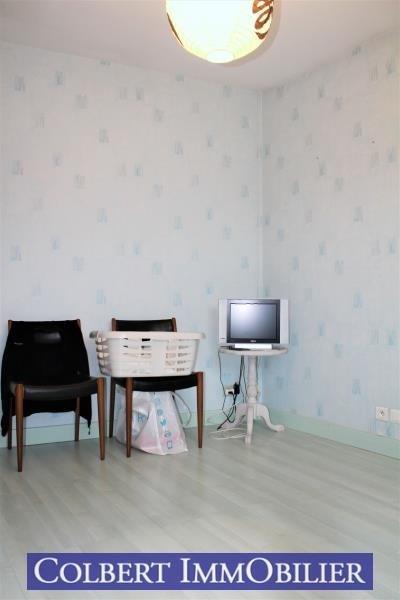 Vente maison / villa Seignelay 158000€ - Photo 5