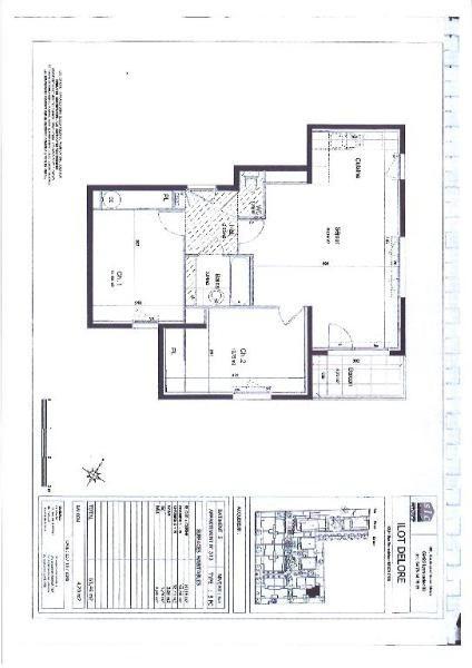 Location appartement Lyon 8ème 759€ CC - Photo 2