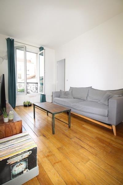 Vente appartement Paris 19ème 345000€ - Photo 1