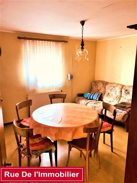 Vente maison / villa Climbach 117499€ - Photo 4