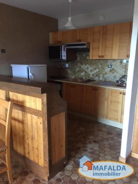 Location appartement Mont saxonnex 510€ CC - Photo 3