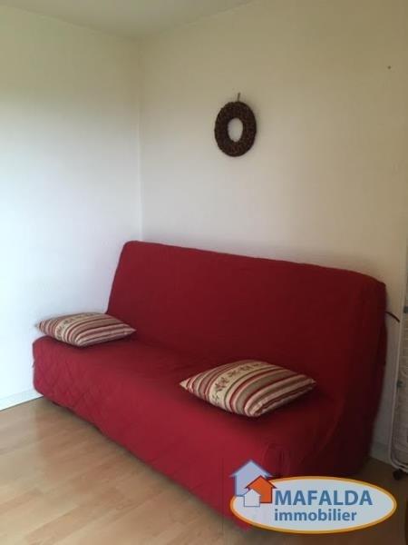 Rental apartment Mont saxonnex 310€ CC - Picture 3