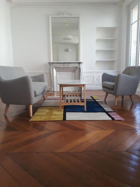 Location appartement Paris 3ème 3150€ CC - Photo 3