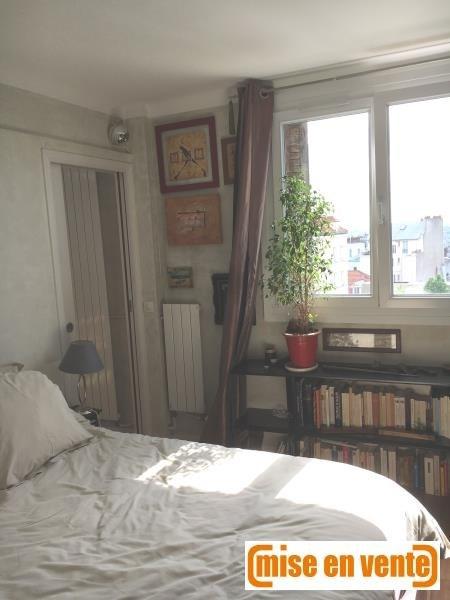 Vente de prestige appartement Paris 20ème 1049000€ - Photo 9