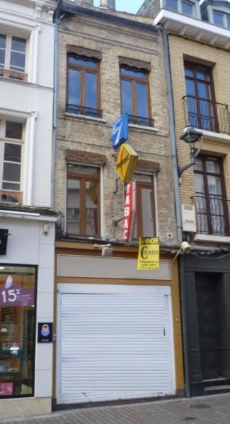 Sale shop St omer 120 520€ - Picture 1