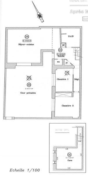Location appartement Gleize 926€ CC - Photo 5
