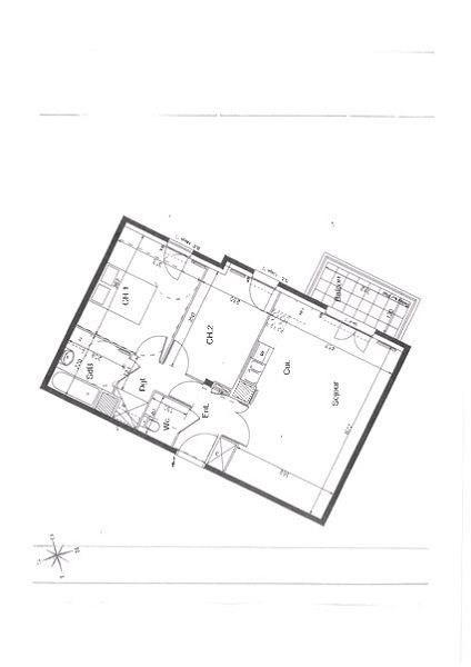 Produit d'investissement appartement Crosne 198000€ - Photo 3