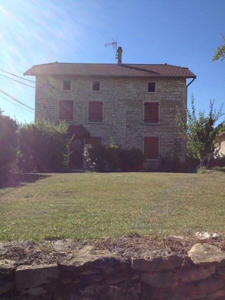 Rental house / villa Saint baudille de la tour 635€ CC - Picture 1
