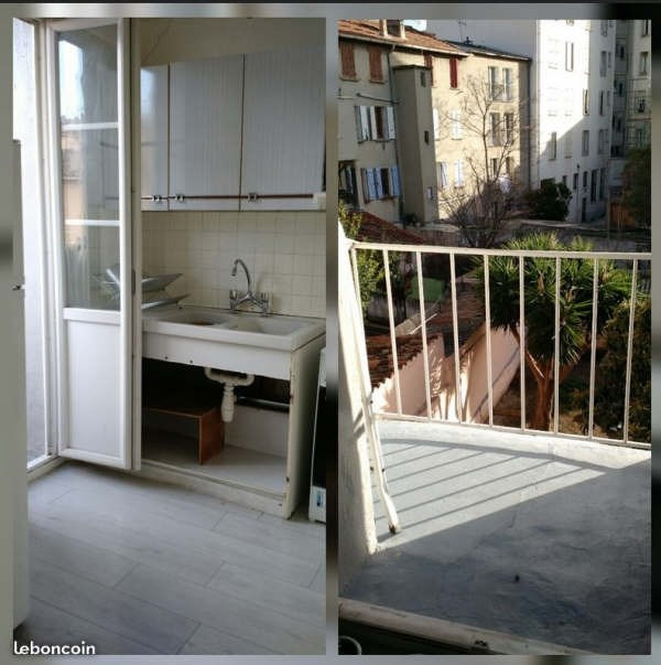 Vente appartement Toulon 82 000€ - Photo 1