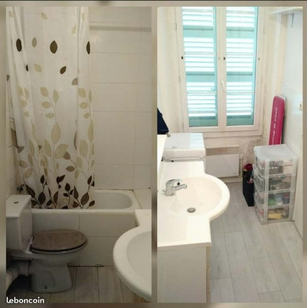 Sale apartment Toulon 82 000€ - Picture 3