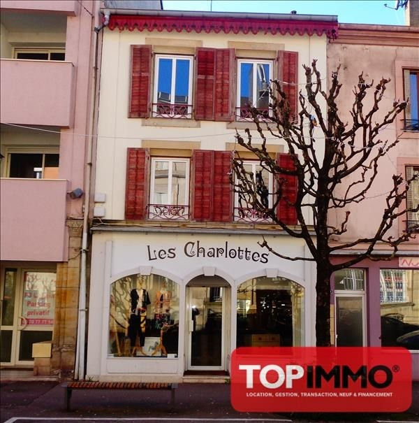Sale shop Rambervillers 55000€ - Picture 3