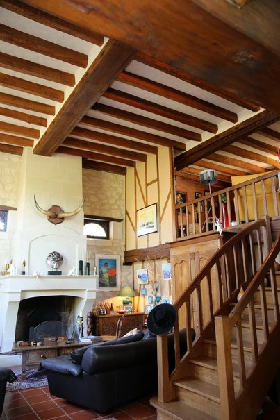 Deluxe sale house / villa Angers 30 mn est 350000€ - Picture 8