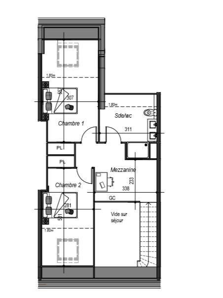 Vente immeuble Saint gilles croix de vie 272000€ - Photo 2